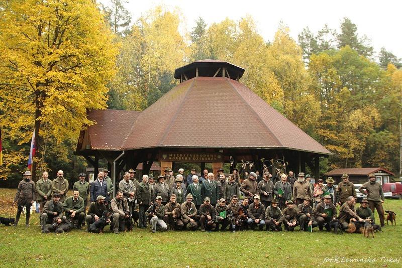 Przechlewo – XXVIII i XXIX Międzynarodowy Konkurs Pracy Dzikarzyw. 08-10 X 2014r.