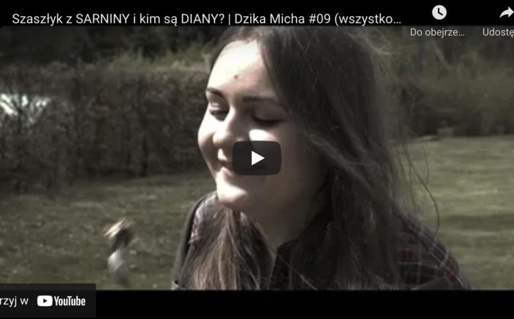 Dzika Micha odcinek 9 – szaszłyk z sarniny i kim są DIANY?